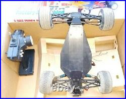 TEAM ASSOCIATED RC10T3 RTR # 7010 NEEDS TLC, NO CHARGER, WITH BOX & Extra Parts