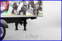 Tamiya 56302 1/14 Radio Control Semi Box Trailer Kit TAM56302 HH