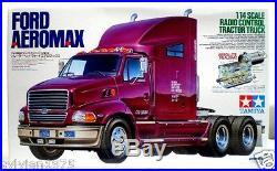 Tamiya # 56309 114 RC Ford Aeromax Kit New In Box