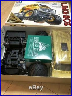 Tamiya Lunch Box Gold Edition 1/12 RC Radio control