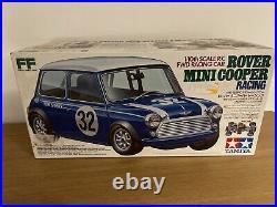 Tamiya Rover Mini Cooper 58211 M03 1/10 Boxed NIB Radio Control