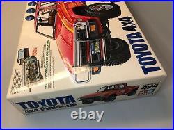 Tamiya Vintage 58028 Toyota 4x4 Pick Up Hilux NEW MINT NIB perfect BOX complete