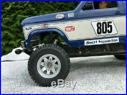 Tamiya Vintage Ford Ranger XLT Short wheel Arch! Restored, Nice! RTR Box Art