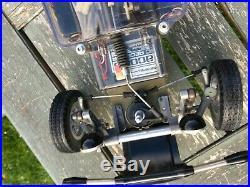 Tamiya Vintage Rough Rider MK1 Restored, Nice! Acoms RTR Box Art