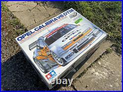 Tamiya ta02 DTM opel calibra rosberg 1/10 vintage boxed original