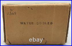 Taplin Twin MKI marine vintage diesel model engine boxed with papers