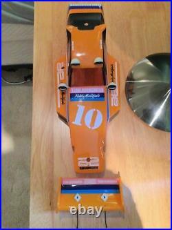 Team Associated RC10 Lexan Body Original Body And Wing Box Art