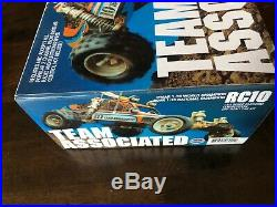 Team Associated RC10 RE RELEASE Boxed Buggy Iconic RC Car