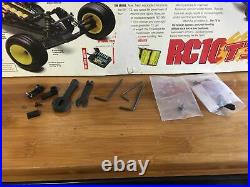 Team Associated RC10T3 Stadium Truck Roller vintage transmission shocks Box Man