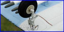 TopRC F4U Corsair Blue 750mm / 30 EPO Electric RC Airplane PNP NEW BOXED