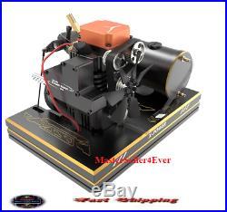 Toyan 4-stroke Methanol FS-S100A Engine For 110/112/114 RC Car Ship Airplane