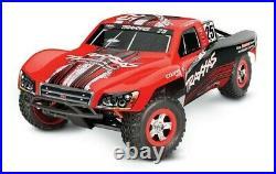 Traxxas Slash 4x4 1/16 4WD RTR Truck (Mark Jenkins) Open Box Demo Model