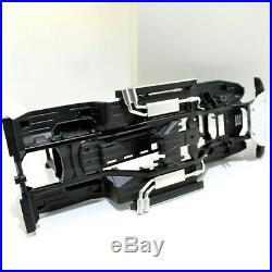 Traxxas TRX-4 Mercedes Benz G 500 Crawler Chassis Frame Skid Plates Receiver Box