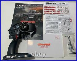 Traxxas TRX-6 Mercedes-Benz G 63 AMG 6x6 Silver Unused Open Box TRX6 Crawler