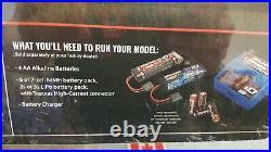 Traxxas TRX4'69 Chevy K5 Blazer 1/10 Crawler, Orange 82076-4 New Sealed Box