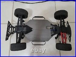 Traxxas slash 4x4 roller FOX body, with original box
