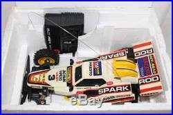 VINTAGE 80s RADIO REMOTE CONTROL ROD SPARK OFF-ROAD BUGGY CAR NEW IN BOX NIKKO