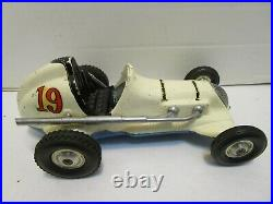 VINTAGE COX THIMBLE DROME CHAMPION TETHER CAR WithBOX NICE