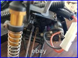 VINTAGE RC10T VINTAGE ASSOCIATED VINTAGE RC CAR Stealth Transmission Works Box