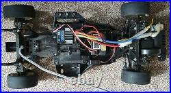 VINTAGE TAMIYA 1/10RC FWD RACING CAR FORD MONDEO BTCC ITEM 58143 in Original Box