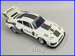 VTG MIB Radio Shack Porsche 935 Radio Controlled RC Car Tyco Nikko withBox, Manual