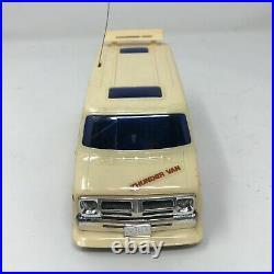 VTG Taiyo Sears Custom Thunder Van RC Car Radio Racer w Remote Box WORKS READ