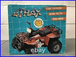 Very JiceVintage Shinsei 4 Trax Honda TRX 250 Quad with Original box Untested Read