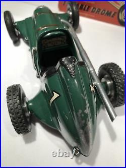 Vintage 1950s Cox Thimble Drome Tether Car Santa Ana California withOriginal Box
