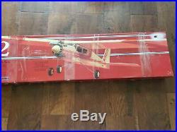Vintage Carl Goldberg Eagle 2 RC Airplane Model Kit Sealed New in Box