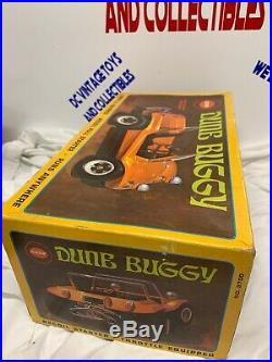 Vintage Cox Purple Gas Powered Dune Buggy In Box