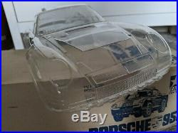 Vintage Genuine Tamiya Porsche 959 Body. RARE. With box