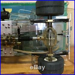 Vintage Hirobo Lotus7 Radio Control Vehicles Car Transparent With Box 25×51×19cm