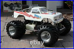 Vintage KYOSHO USA-1 NITRO with Box O. S Max RX. 21 Engine ARTR Good Condition