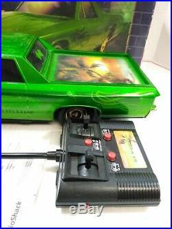 Vintage Radio Shack 1969 El Camino Remote Control Car In Box Hydraulics