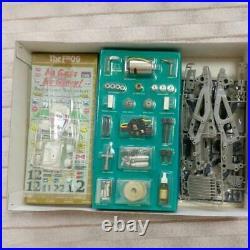 Vintage Tamiya 1/10 Radio Control Car Kit Mighty Frog Toy With Box Rare