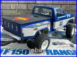 Vintage Tamiya Original Srb Ford Ranger With Boxes Restored Excellent
