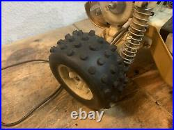 Vintage Team Associated Gold Pan Cadillac RC10 Kit 6020 A Stamp Edlinger And Box