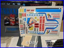 Vintage Traxxas Sledgehammer Electric RC truck (1989) (box included)