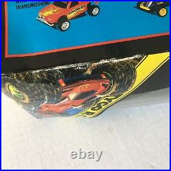 Vintage Tyco Mini Rebound R/c 4x4 Remote Red And Blue New open box