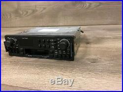 Volvo Oem 740 760 940 Cassette Player Radio Tape Stereo Indash Receiver Headunit
