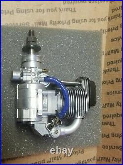 YS Engine YS FZ 63 RARE MODEL WITH BOX R/C ENGINE VINTAGE