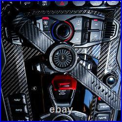 ZINVO Blade Venom Carbon Turbine Automatic Steel Black Date Leather Mens Watch
